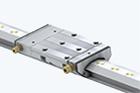 Lineairgeleidingen met hydrostatische compactgeleiding HLE