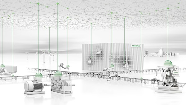 Tangibly shape Industry 4.0 with Schaeffler
