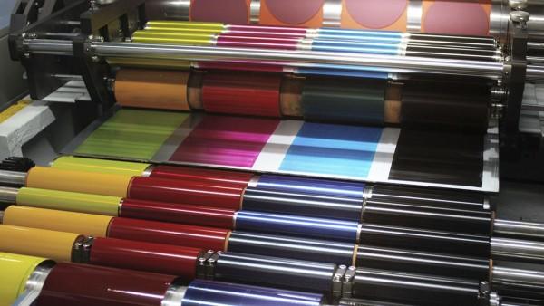 Schaeffler-brancheoplossingen voor drukmachines