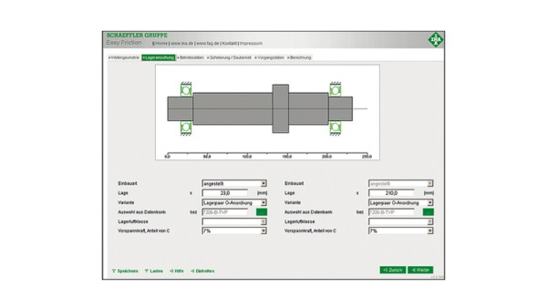 Gebruiksvriendelijke interface