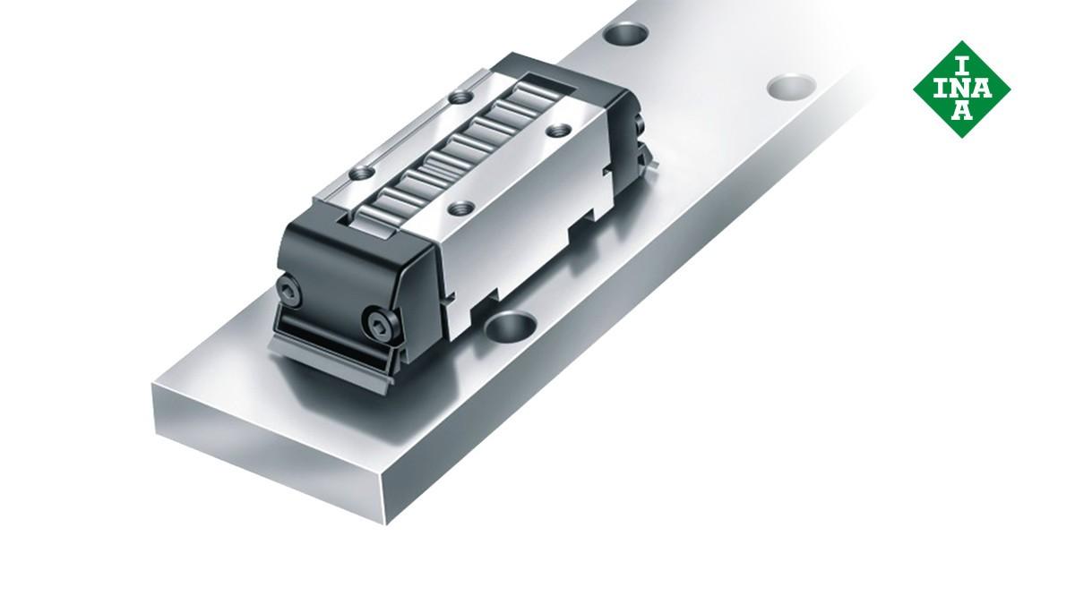 Schaeffler-lineairgeleidingen: Omloopschoenen
