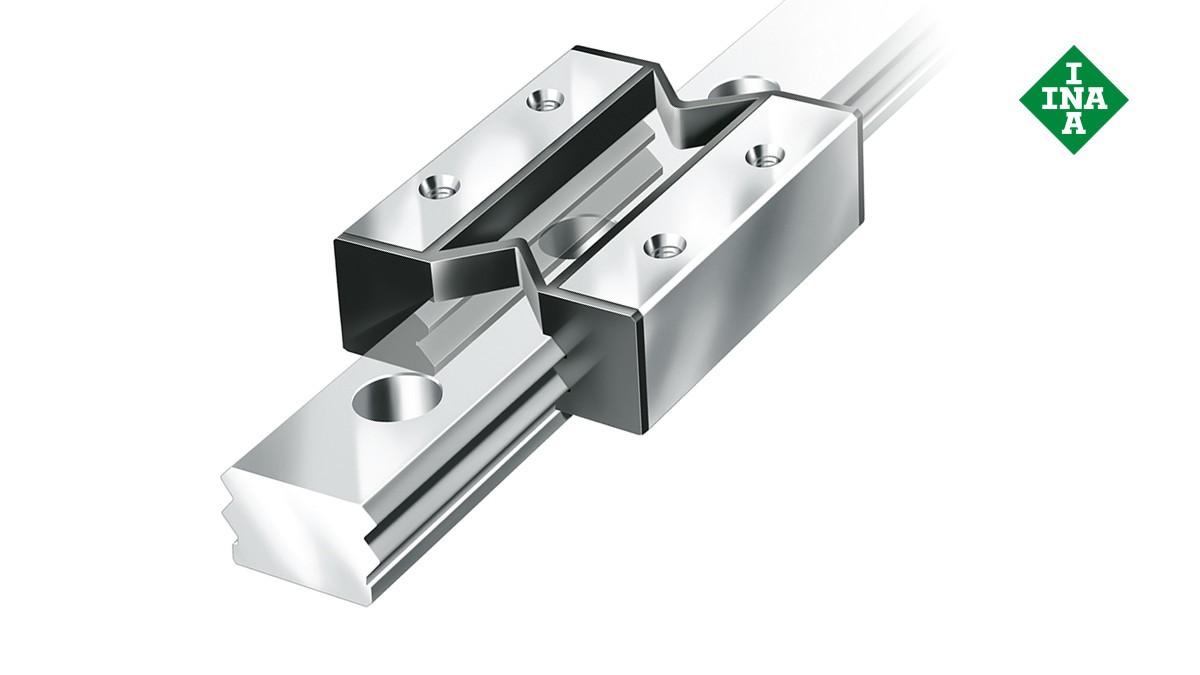 Schaeffler-lineairgeleidingen: Miniatuurgeleidingen