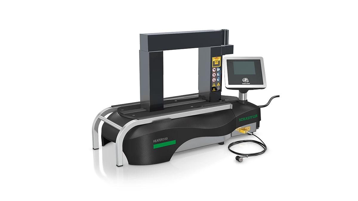 Schaeffler onderhoudsproducten: Inductieve opwarmapparaten
