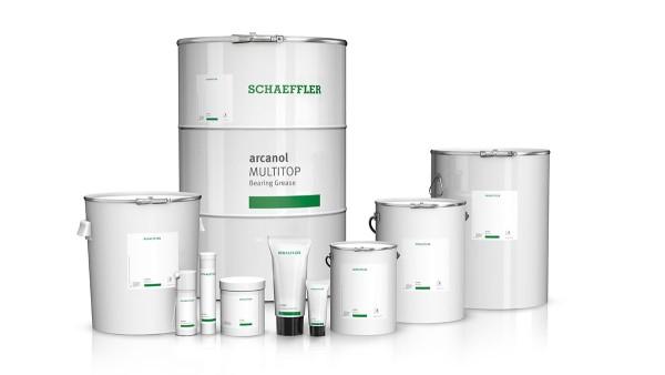 Schaeffler onderhoudsproducten: Smeermiddelen