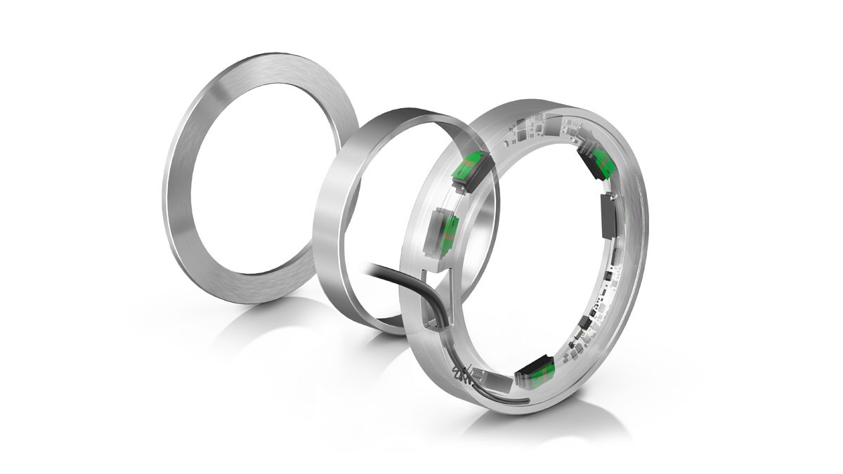 SpindleSense from Schaeffler, spindle monitoring via displacement measurement