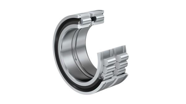 Schaeffler-wentellagers en -glijlagers: Volrollige cilinderrollagers met ringgroeven