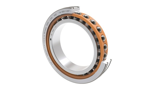 Schaeffler rolling bearings and plain bearings: VCM version High-Speed spindle bearings