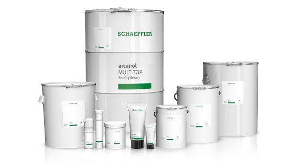 lubricants from Schaeffler