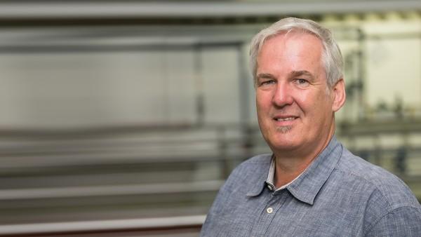Joachim Dankwardt, plaatsvervangend Manager Waterprocurement / treatment bij drinkwaterbedrijf Perlenbach.