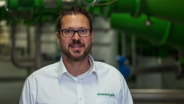 Thomas Schmitz, Service Manager Condition Monitoring bij Schaeffle