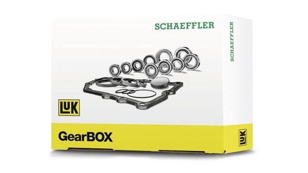 LuK GearBOX - Schaeffler breidt onder de merknaam LuK zijn assortiment voor de reparatie van versnellingsbakken en differentiëlen verder uit.