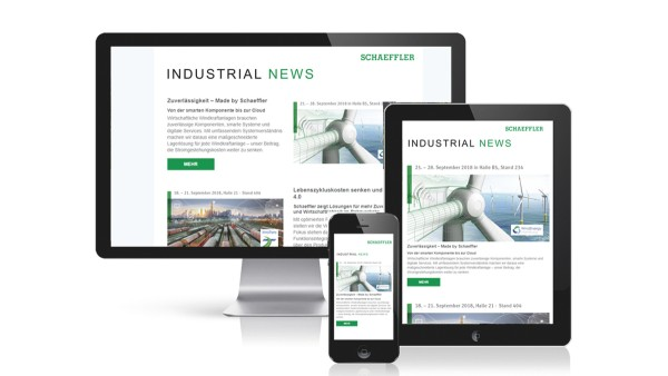 Industrial nieuws